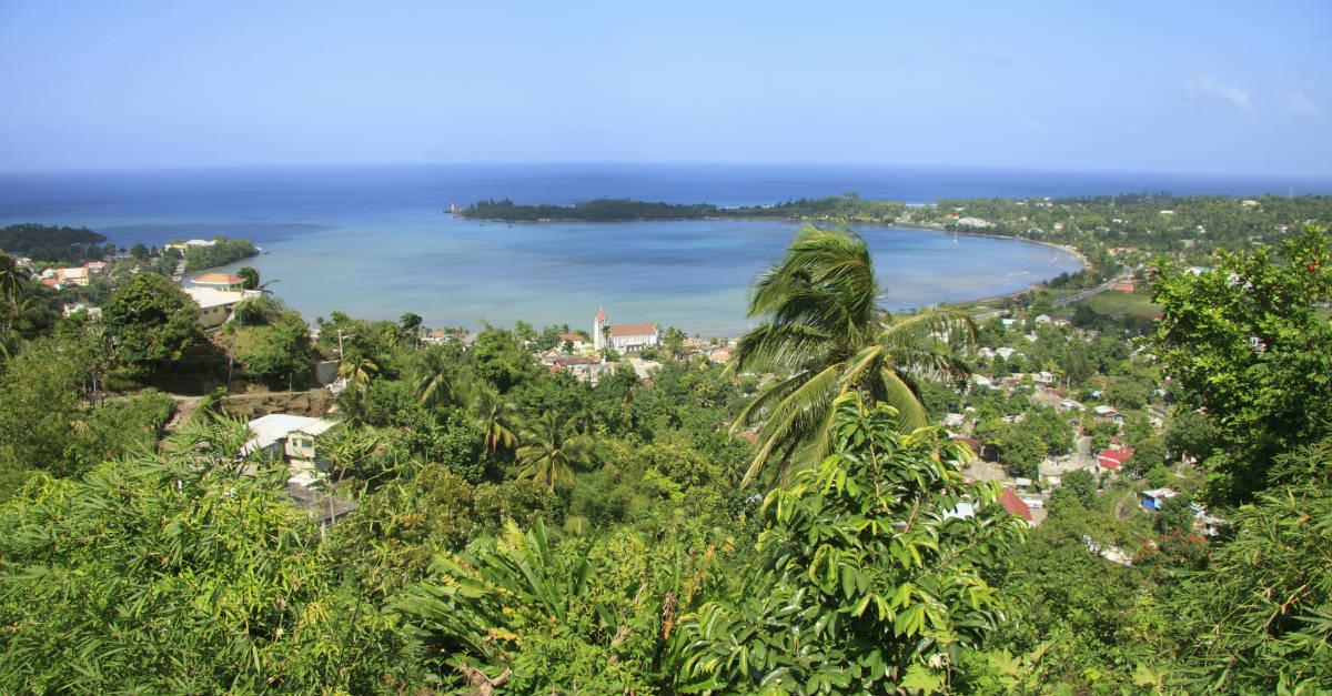 Les tremblements de terre et les ouragans ont seulement aggravé l'effet du choléra sur Haiti.