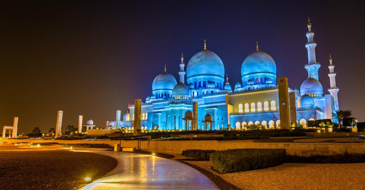 Vous avez besoin de vaccins lorsque vous voyagez au Moyen-Orient, même lorsque vous visitez des villes luxueuses comme Abu Dhabi.