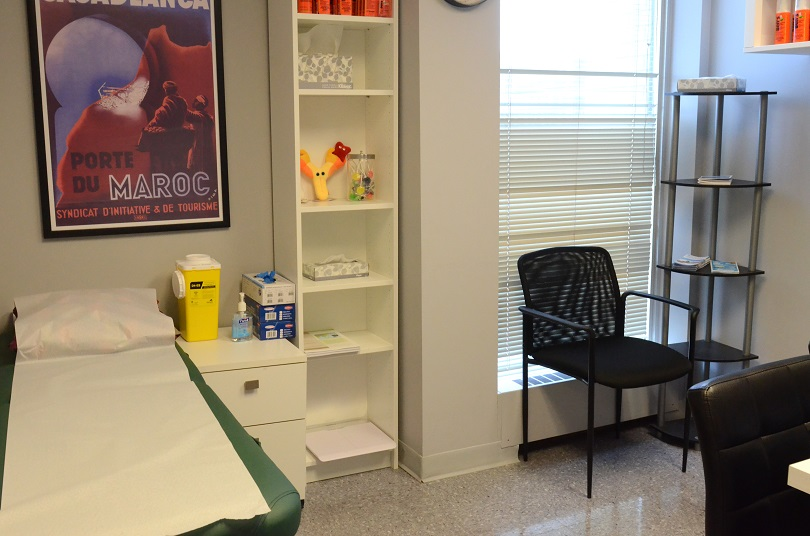 Passport Health Carlington Ottawa Travel Clinic Consultation_Room