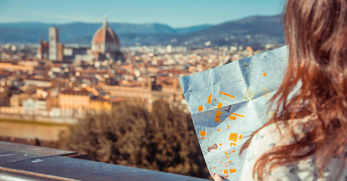 Florence est une ville incroyable, mais la préparation la rend encore meilleure.