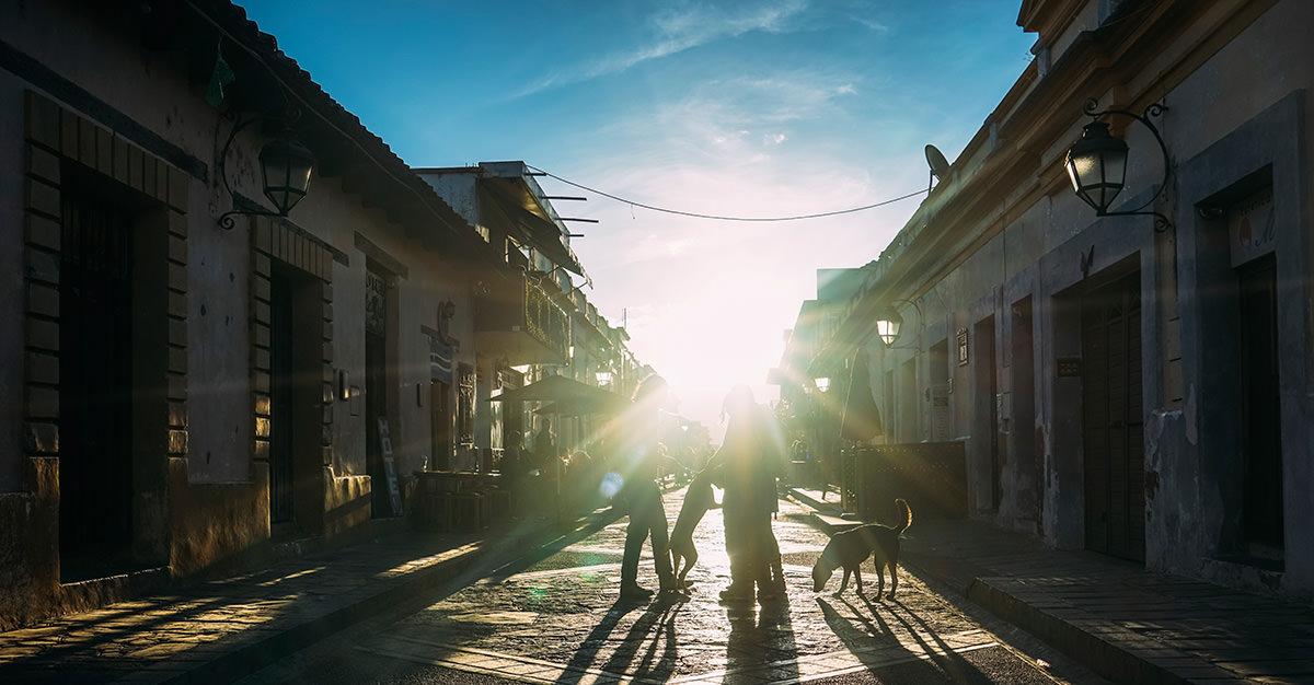 Chiapas et San Cristobal de Las Casas sont d'excellents endroits à visiter, en particulier pour les voyageurs plus aventureux.