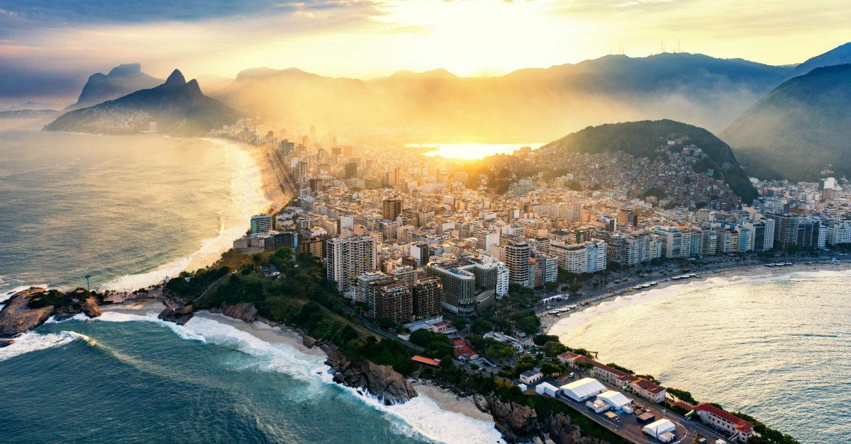Le Brésil offre beaucoup d'occasions de vivre de nouvelles aventures et de connaître leur culture, mais aussi la possibilité de tomber malade en voyage.