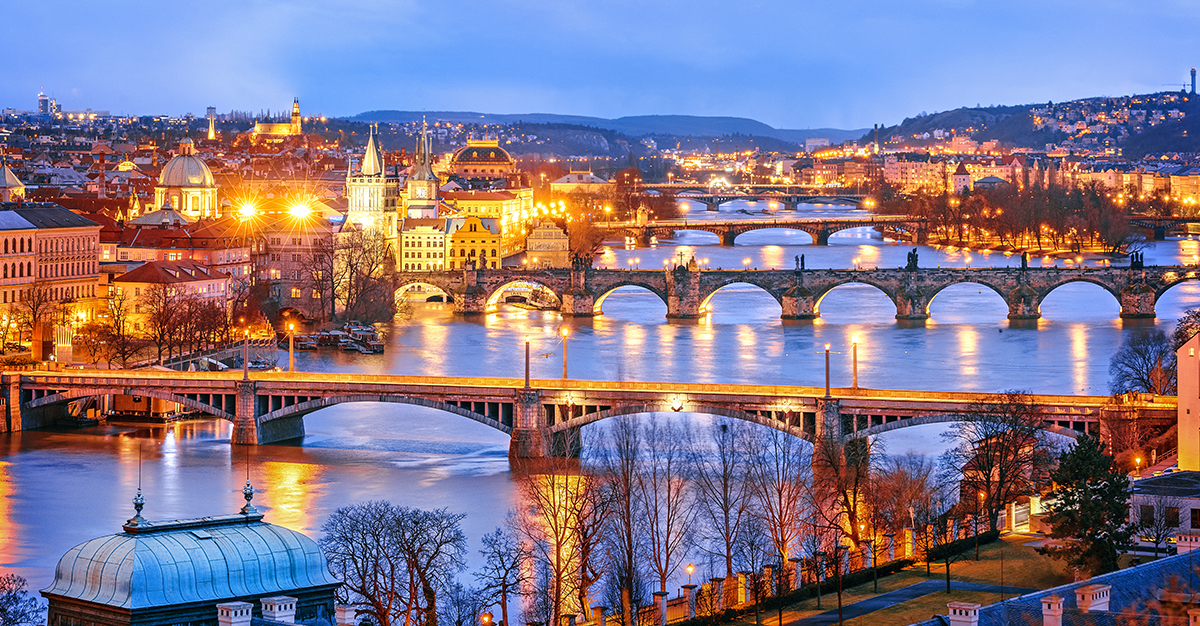 Enero – Praga, República Checa