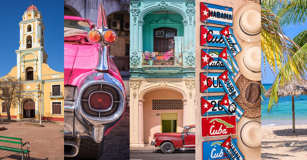 Recomendaciones para ir a Cuba