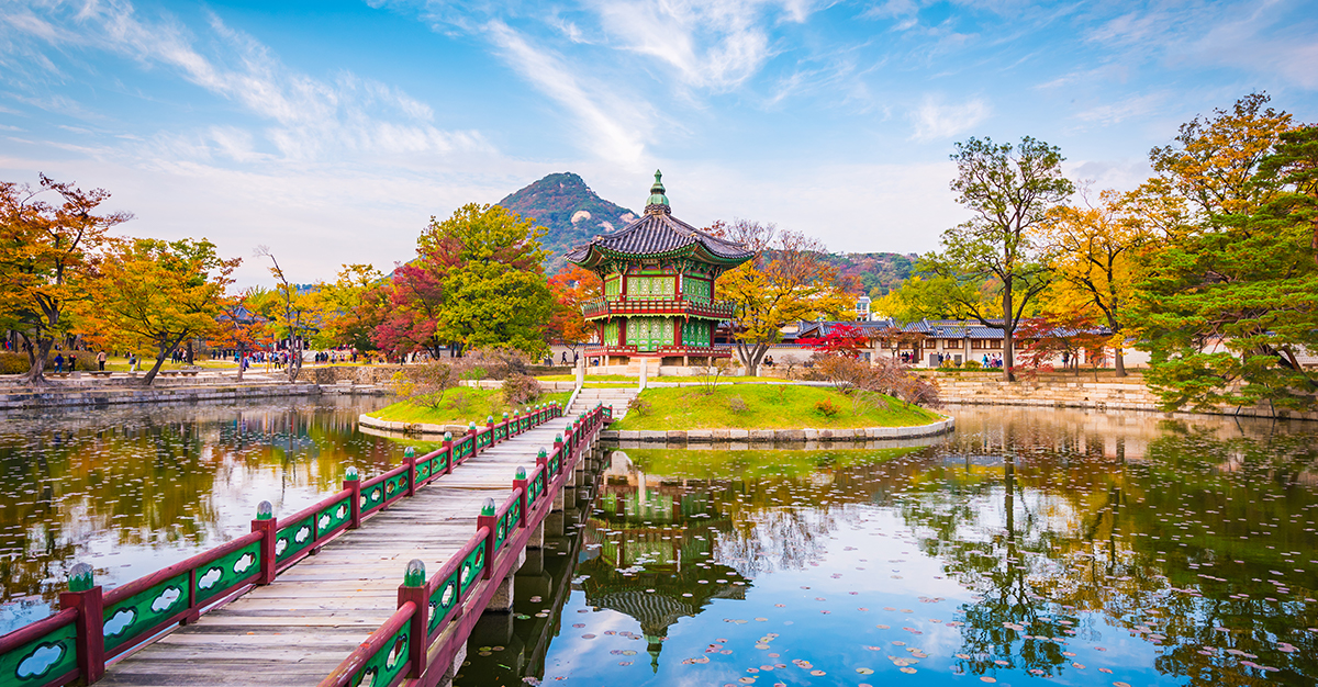 Visita obligada al Palacio Gyeongbokgung