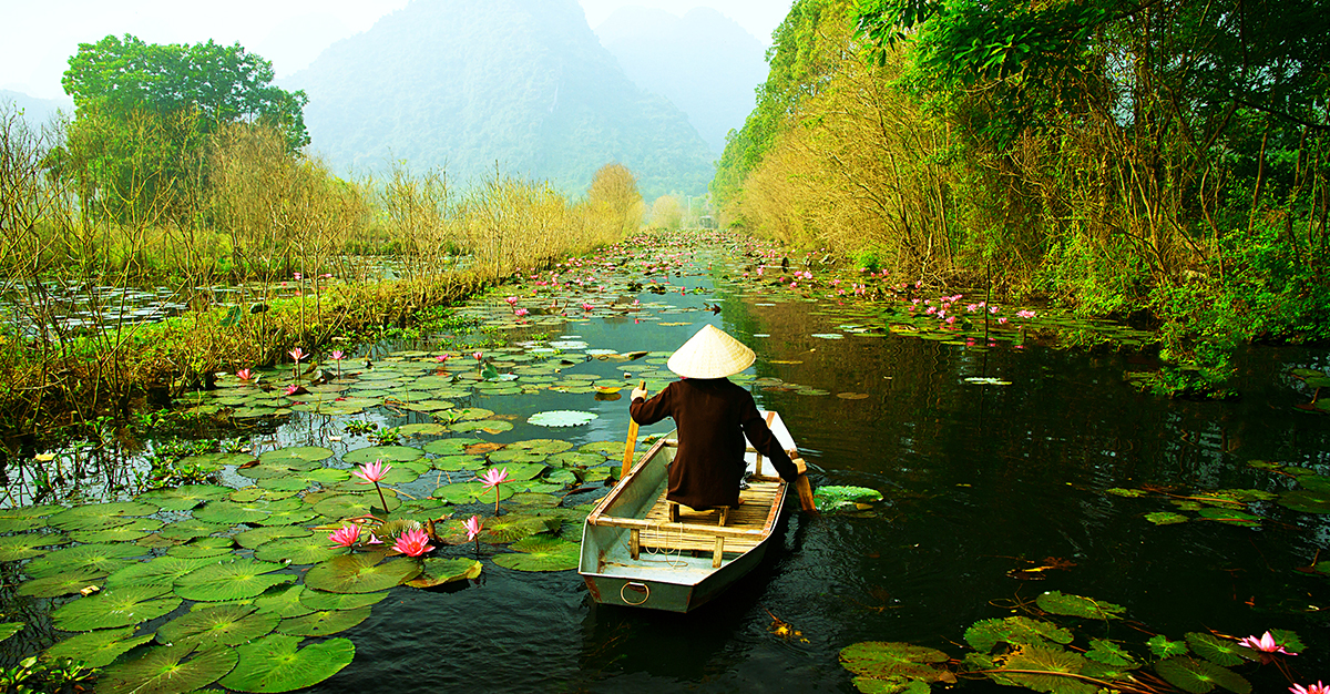 Hanoi y Ho Chi