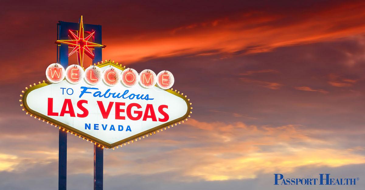 ¿15 de septiembre en Las Vegas?