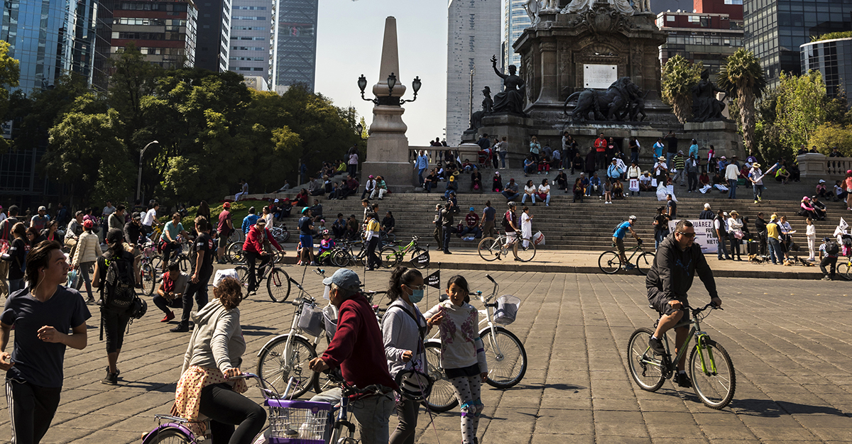 ¡Recorre Reforma en Bici!