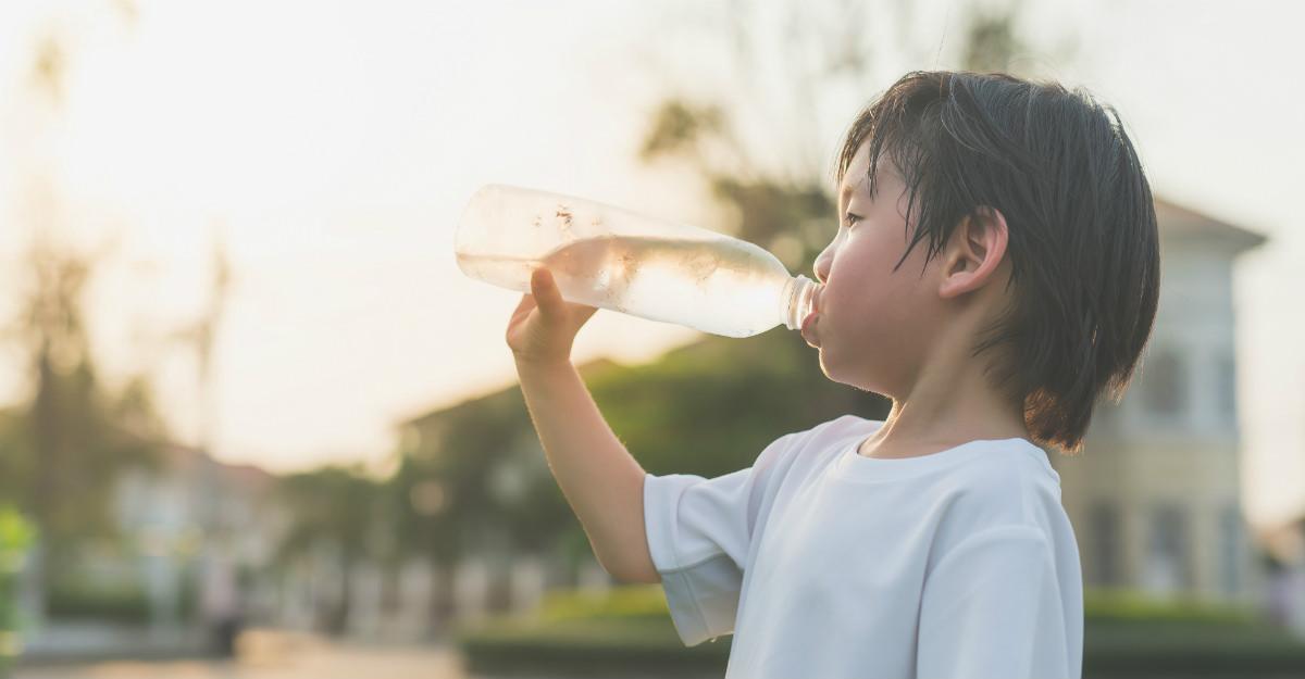 Même s'il n'y a pas d'épidémie de choléra en Thaïlande, le pays représente toujours un risque de maladies transmises par l'eau.