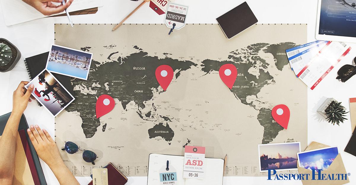 Países en donde piden visa a los mexicanos