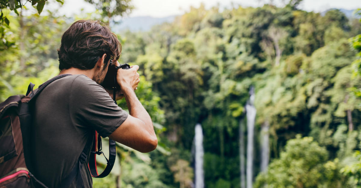 Certaines lignes, couleurs et sujets inattendus pourraient faire de vos photos de vacances l'envie des autres.