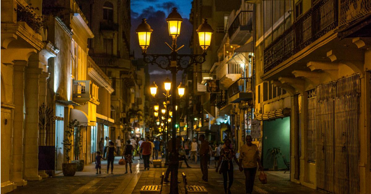 Zona Colonial s'anime avec la culture nuit.