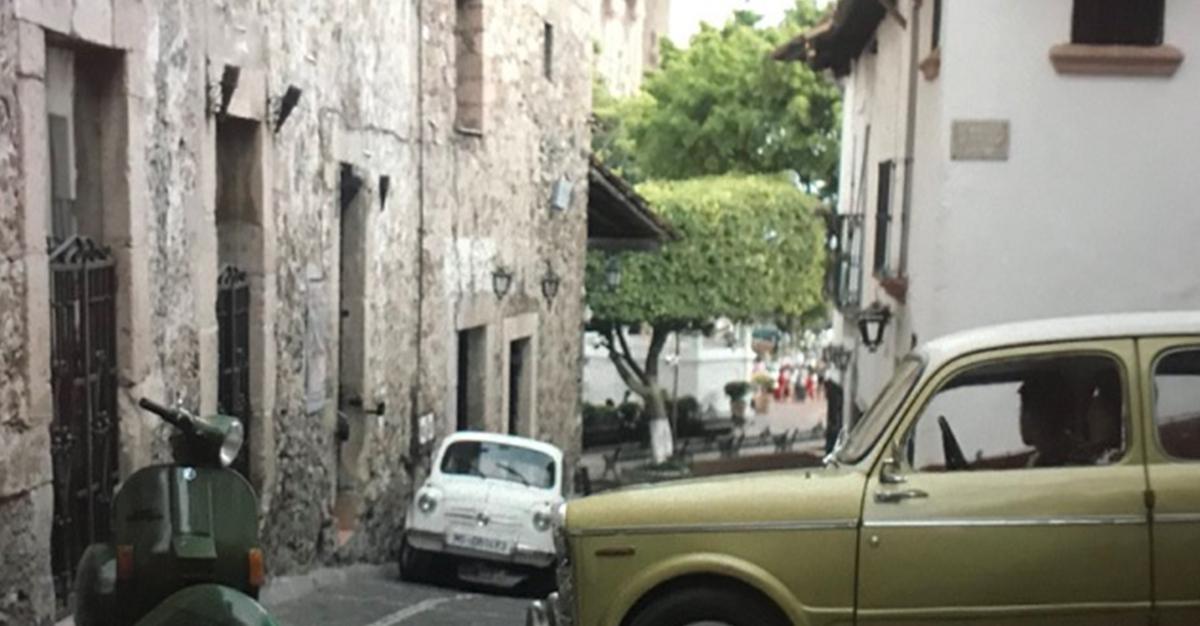 La serie de Luis Miguel se filmó en Taxco, México