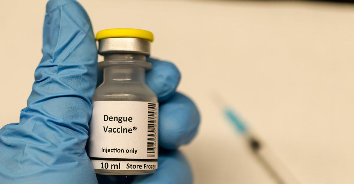 Las clinicas de Passport Health ya tienen la vacuna contra el dengue.