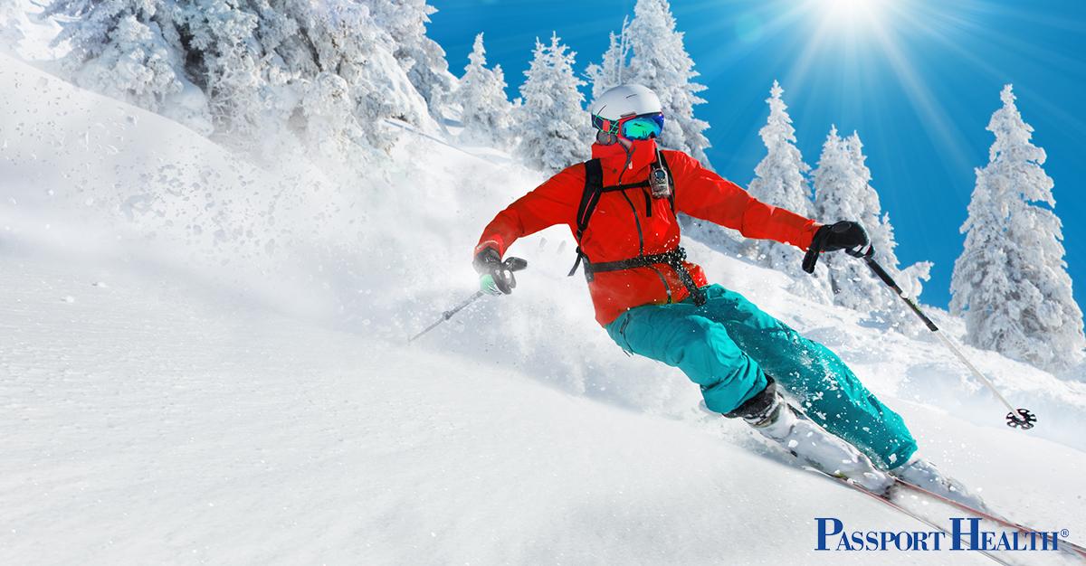 5 lugares para ir a esquiar que no te puedes perder