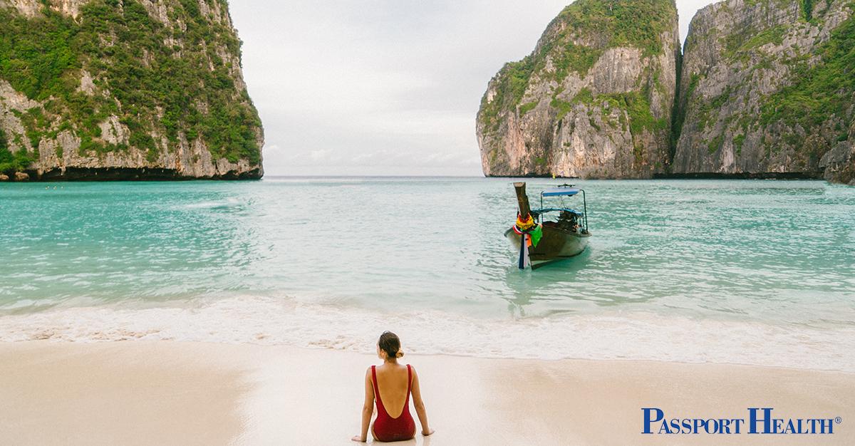 Conoce Maya Bay en Tailandia
