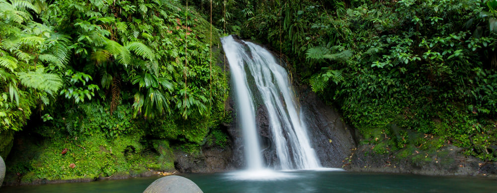 Waterfalls and more provide must-see vistas for travelers to Guadeloupe. See them worry-free with advice, medications and more from Passport Health.