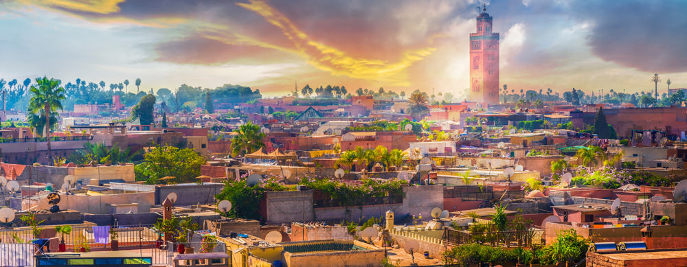Cities and desert meet in Morocco's most popular places. Explore them all with the help of Passport Health's vaccination and medication services.