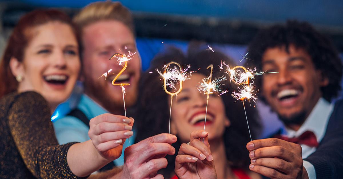 5 lugares para festejar Año Nuevo
