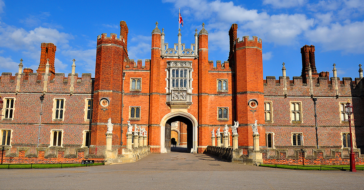 Hampton Court, Inglaterra