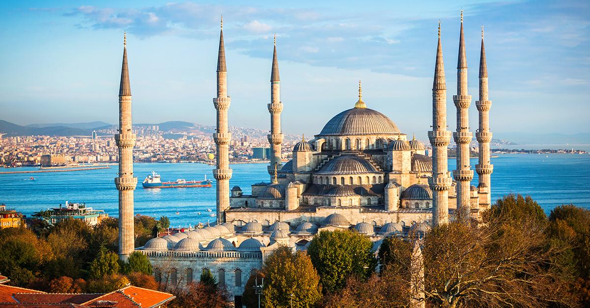 5 lugares para visitar en Turquía