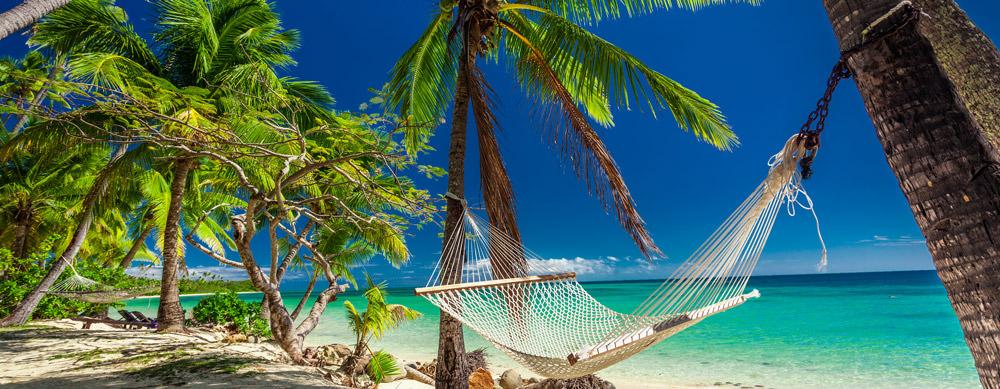Fiji tiene de todo para explorar. Asegúrate de ir en forma segura con tus vacunas de viaje y los consejos de Passport Health.