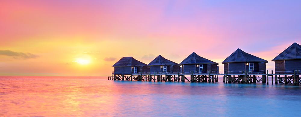Conoce las Islas Maldivas