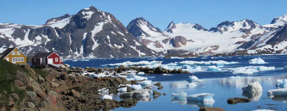 Groenlandia tiene de todo para explorar. Asegúrate de ir en forma segura con tus vacunas de viaje y los consejos de Passport Health.