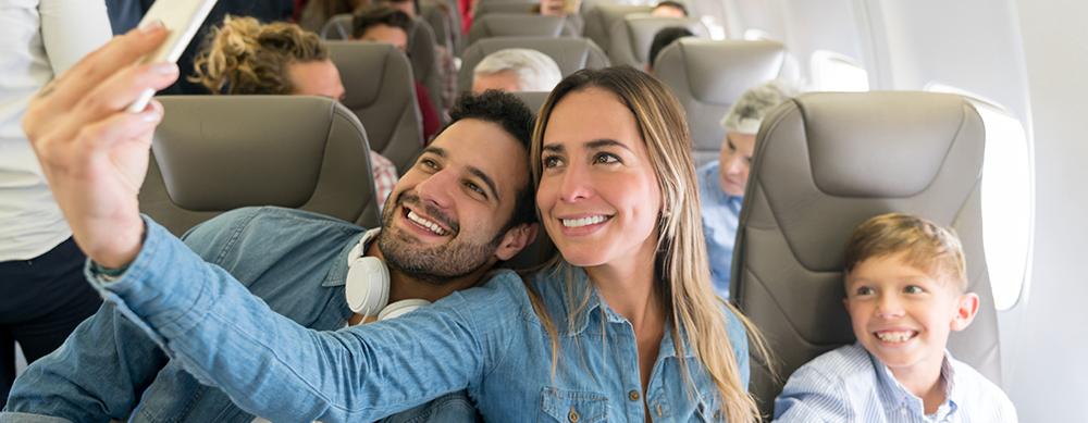 5 consejos para un viaje largo en avión