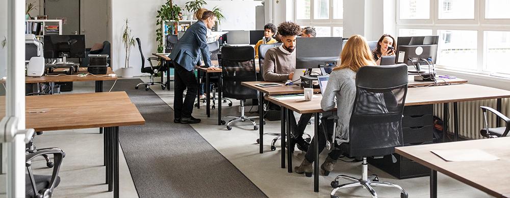 ¿Debes preocuparte por el contagio de sarampión en la oficina?
