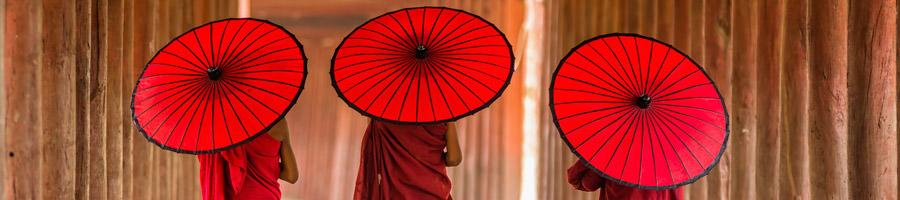 Asia del Este y Sureste te brindan una infinidad de destinos con diferentes climas, personas y culturas para explorar.