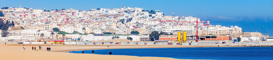 Norte y Oeste de África te brindan una infinidad de destinos con diferentes climas, personas y culturas para explorar.