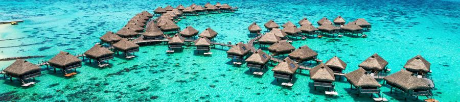 Oceanía y las Islas del Pacífico te brindan una infinidad de destinos con diferentes climas, personas y culturas para explorar.