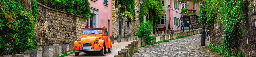 Europa Occidental te brinda una infinidad de destinos con diferentes climas, personas y culturas para explorar.