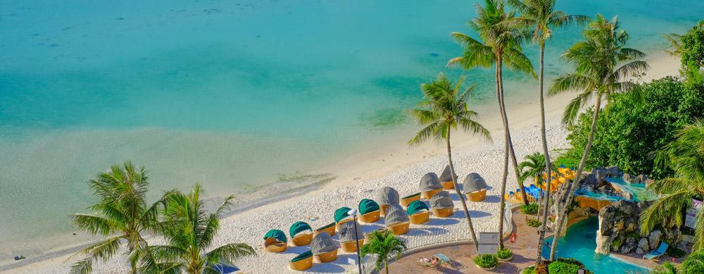 Guam tiene de todo para explorar. Asegúrate de ir en forma segura con tus vacunas de viaje y los consejos de Passport Health.