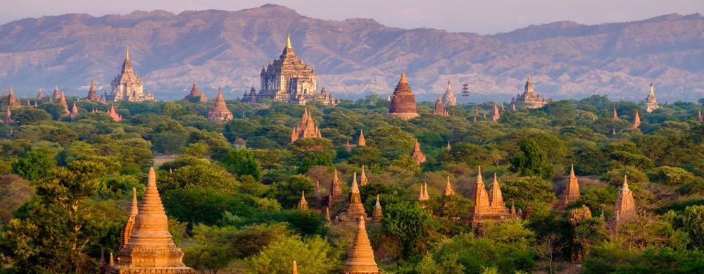 Birmania (Myanmar) tiene de todo para explorar. Asegúrate de ir en forma segura con tus vacunas de viaje y los consejos de Passport Health.