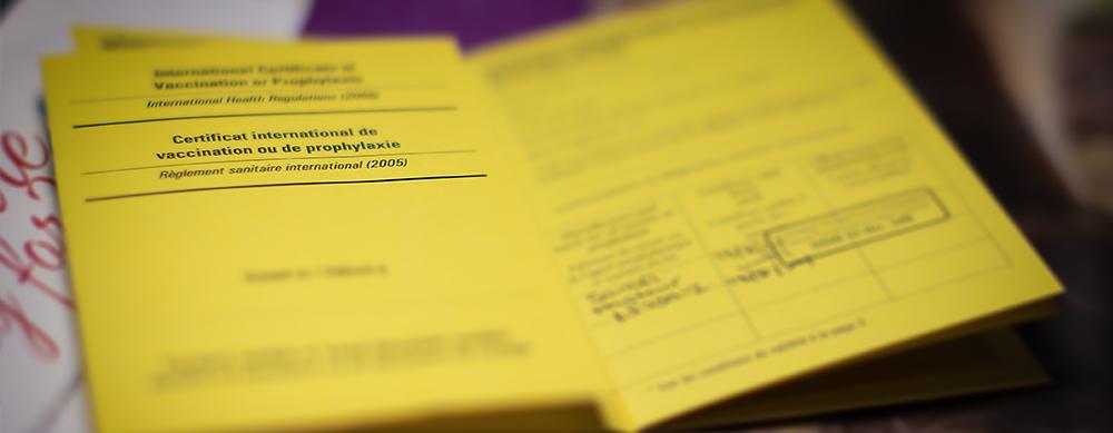Importancia del certificado internacional de la fiebre amarilla
