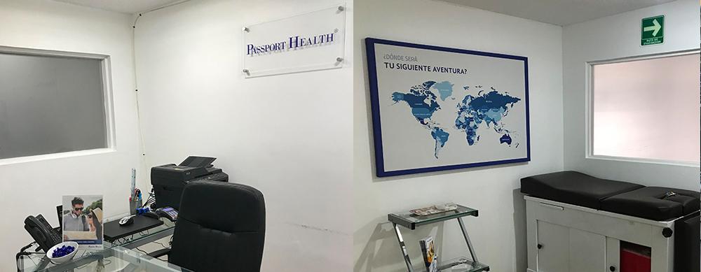Nuestra clínica en Polanco ayuda a todos los viajeros internacionales.