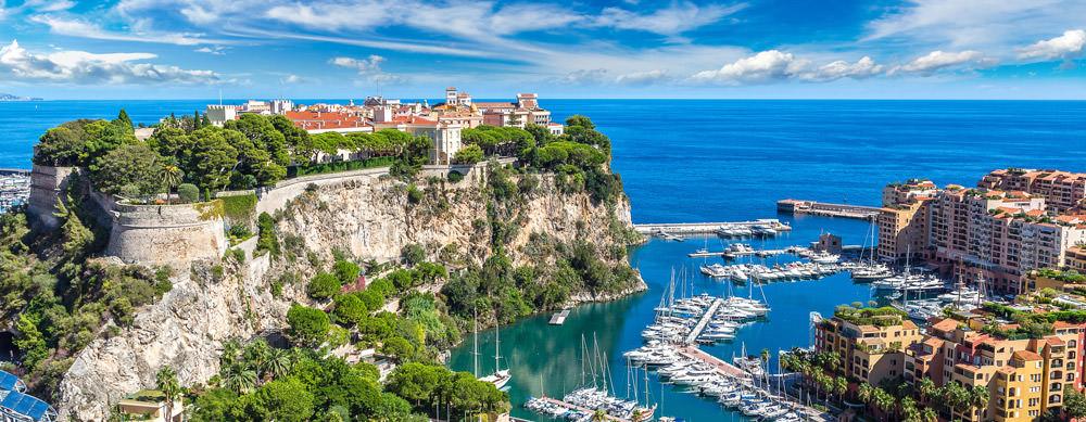 Mónaco tiene de todo para explorar. Asegúrate de ir en forma segura con tus vacunas de viaje y los consejos de Passport Health.