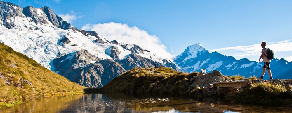 Nueva Zelanda tiene de todo para explorar. Asegúrate de ir en forma segura con tus vacunas de viaje y los consejos de Passport Health.