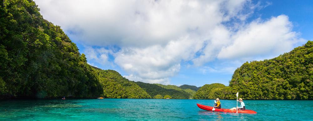 Desde playas hasta selvas, Palaos tiene de todo para explorar. Asegúrate de ir en forma segura con tus vacunas de viaje y los consejos de Passport Health.
