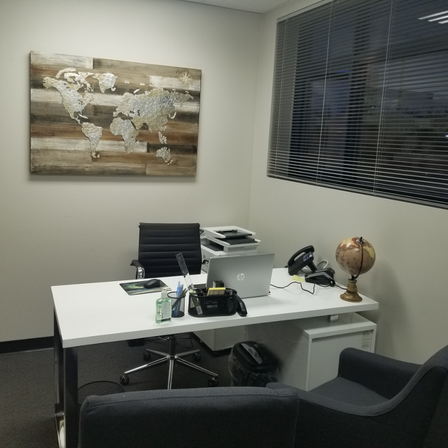 Passport Health Abbotsford Travel Clinic Consultation Room