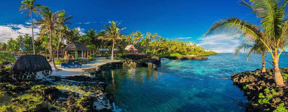 Samoa tiene de todo para explorar. Asegúrate de ir en forma segura con tus vacunas de viaje y los consejos de Passport Health.