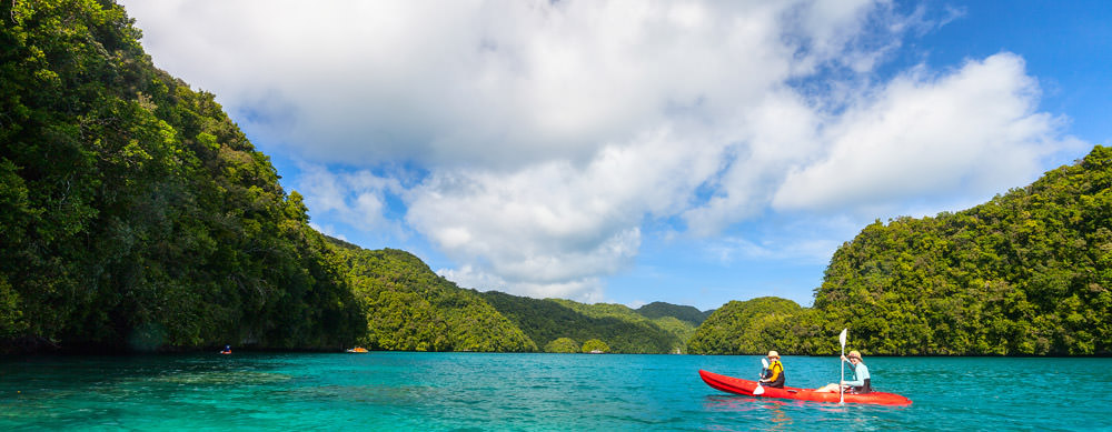 Travel safely to Palau with Passport Health's travel vaccinations and advice.