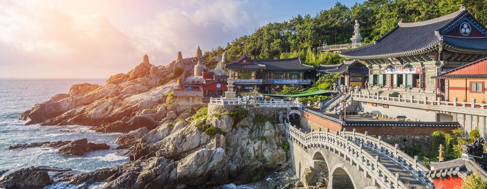 Corea del Sur tiene de todo para explorar. Asegúrate de ir en forma segura con tus vacunas de viaje y los consejos de Passport Health.