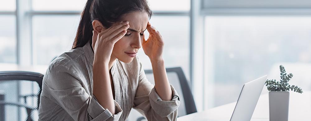 ¿Debes trabajar desde casa mientras estás enfermo?