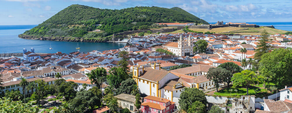 The Azores offer amazing seasides, restaurants and more. Ensure you travle protected.
