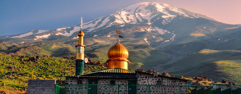Travel safely to Iran with Passport Health's travel vaccinations and advice.