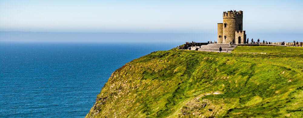 Travel safely to Ireland with Passport Health's travel vaccinations and advice.