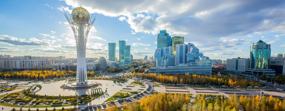 Travel safely to Kazakhstan with Passport Health's travel vaccinations and advice.